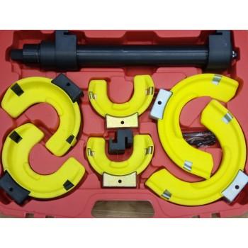Стяжка пружин подвески с 3 парами сменных захватов