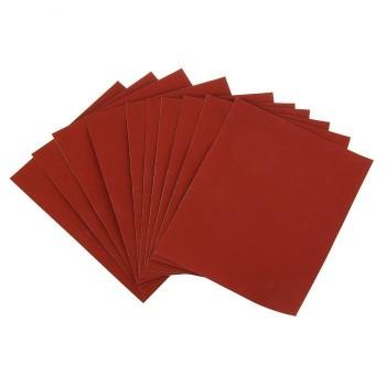Наждачная бумага, шкурка шлифовальная в листах, на бумажной основе водостойкая, 230 х 280, P1500