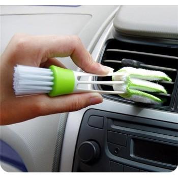 Щетка для чистки труднодоступных мест в автомобиле, 16 см