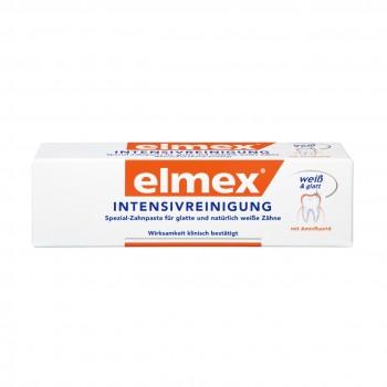 Elmex INTENSIVREINIGUNG интенсивная очистка с фторид амином 50 мл.