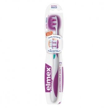 Зубная щетка elmex для зубной эмали