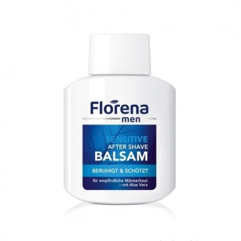 Florena (Флорена), бальзам после бритья, с алоэ вера, 100 мл., Германия