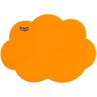 """Доска для лепки Мульти-Пульти """"Облачко"""", фигурная, А5+, 800 мкм, пластик"""