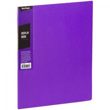 """Папка с 20 вкладышами Berlingo """"Color Zone"""", 14мм, 600мкм"""