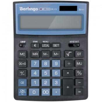 "Калькулятор настольный Berlingo ""City Style"""