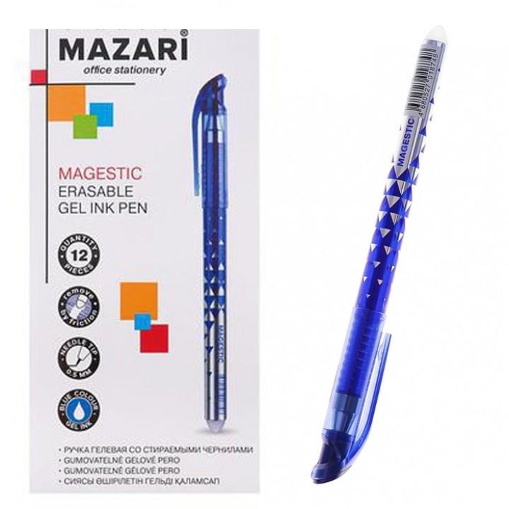 """Ручка """"пиши-стирай"""" гелевая MAGESTIC"""