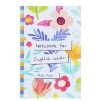 Тетрадь для записи английских слов «Волшебный сад», 32 листа