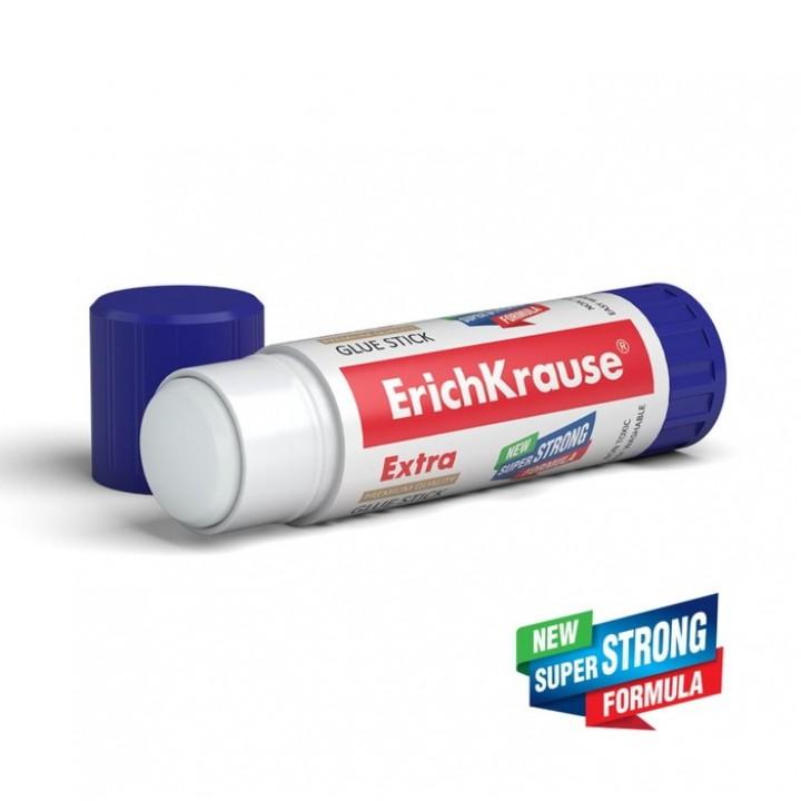 Клeй-карандаш PVP 36 г, Erich Krause Extra