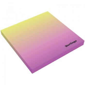 "Самоклеящийся блок Berlingo ""Ultra Sticky.Radiance"",75*75мм, 50л"