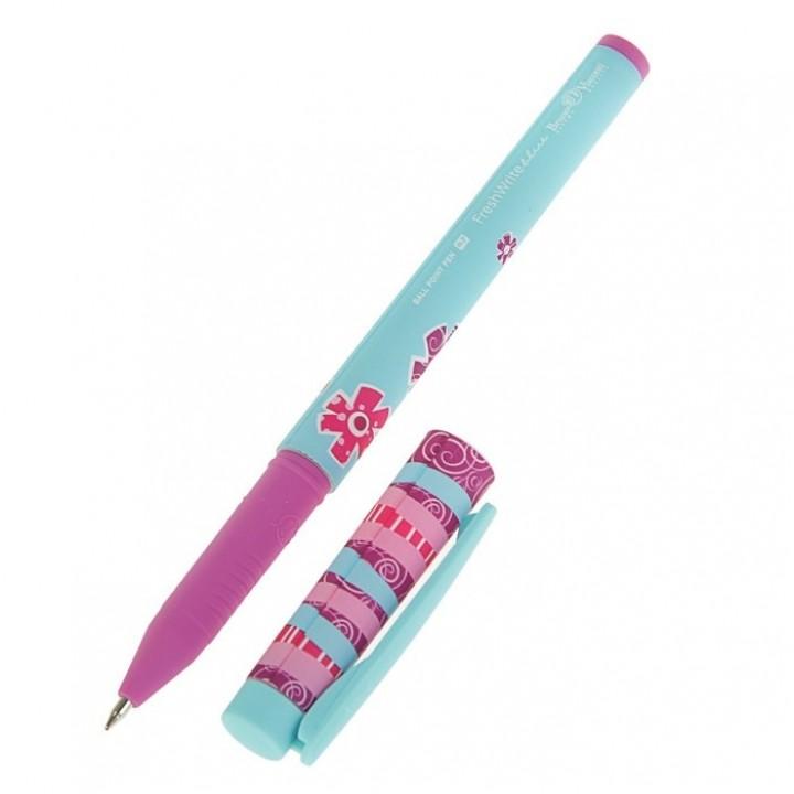 """Ручка шариковая BRUNOVISCONTI FreshWrite """"Весенние цветы"""""""