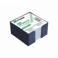 Блок бумаги для записей в пластиковом боксе