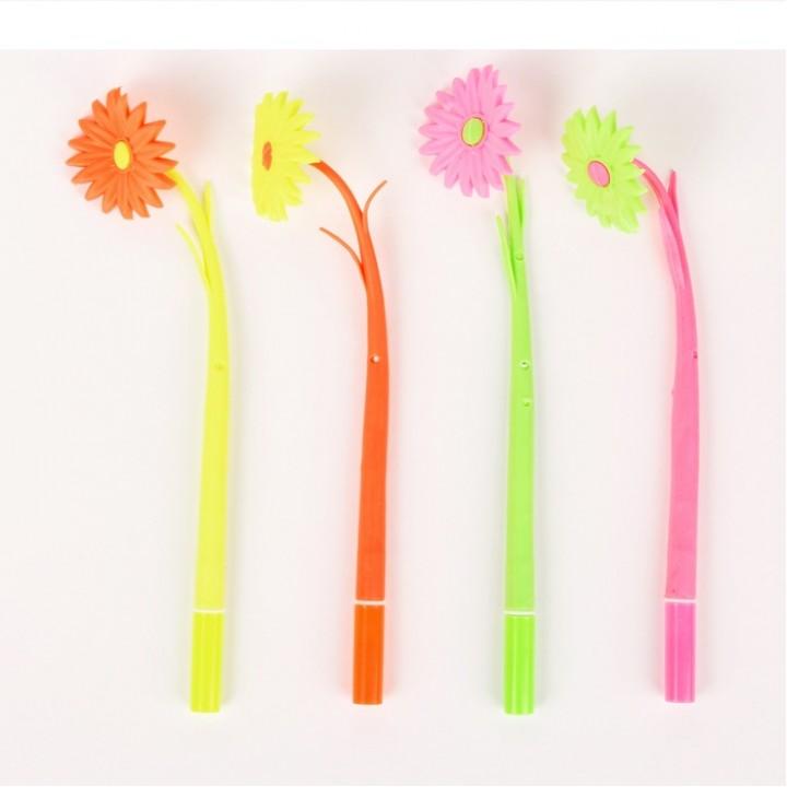 Ручка шариковая «Цветок»