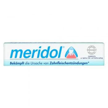 Зубная паста Meridol, уход за зубами и оздоровление десен 75 мл