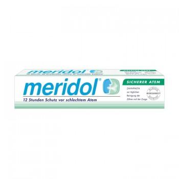 Зубной гель Меридол безопасное дыхание, meridol® sicherer Atem