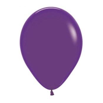 """Шар латексный, пастель, цвет фиолетовый 12"""""""