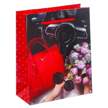 """Подарочный пакет """"Автоледи"""""""