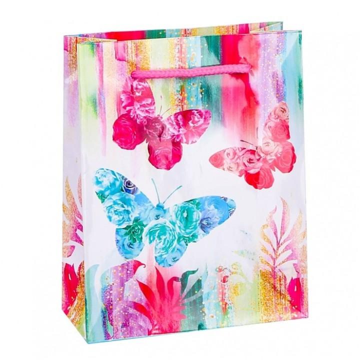"""Подарочный пакет """"Бабочки"""""""