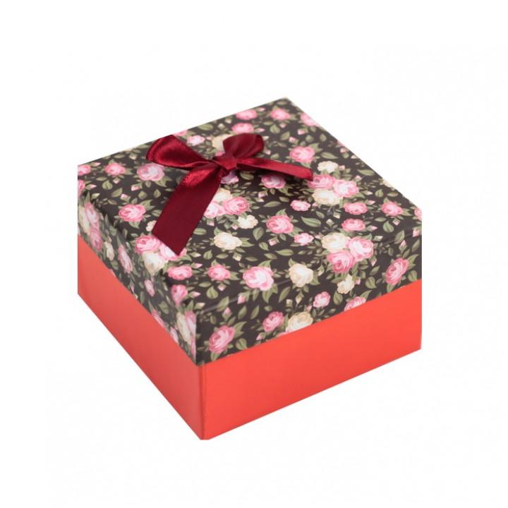 """Коробка подарочная """"Цветы"""""""